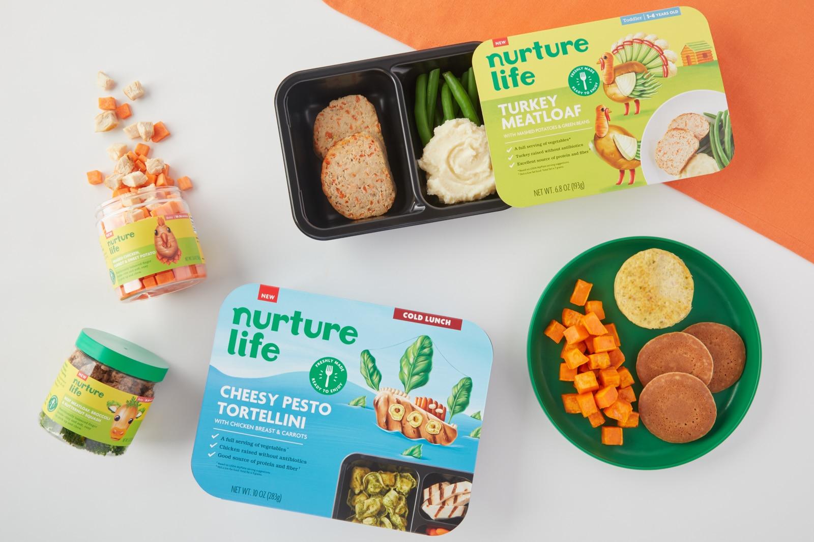 Nurture Life baby, toddler & kid meals